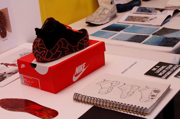 projet mode sneakers