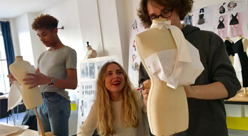 atelier initiation stylisme ecole de mode