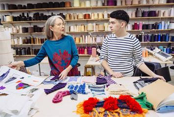 atelier maille ecole de mode