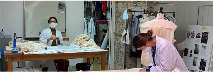 Formation designer de mode Atelier Chardon Savard
