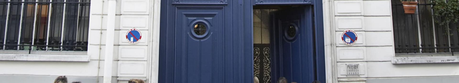 Ecole stylisme Paris