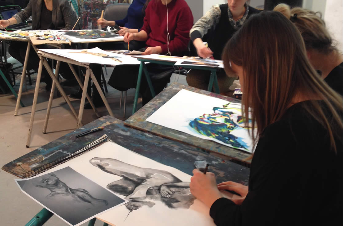 Salon des formations artistiques de nantes atelier - Salon etudiant nantes ...