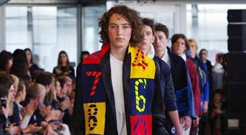 defile ecole de mode