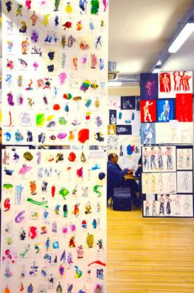 Atelier chardon savard ecole de mode et stylisme paris - Atelier chardon savard portes ouvertes ...