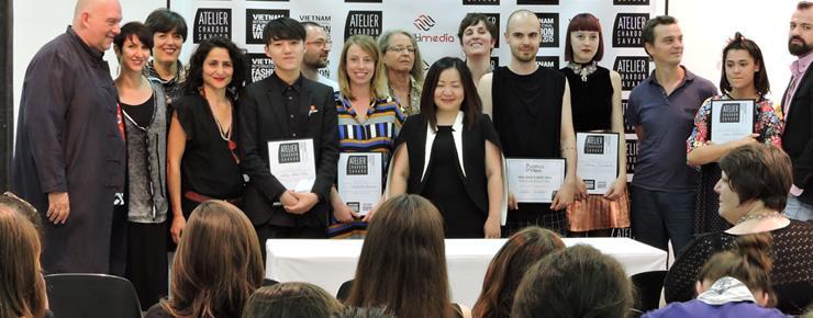Lauréats 2015 Atelier Chardon Savard