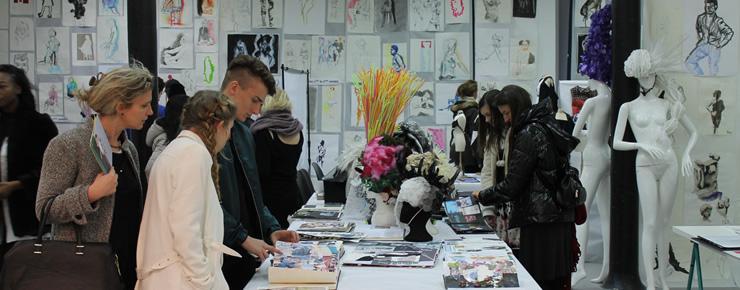 Journée portes ouvertes école mode paris