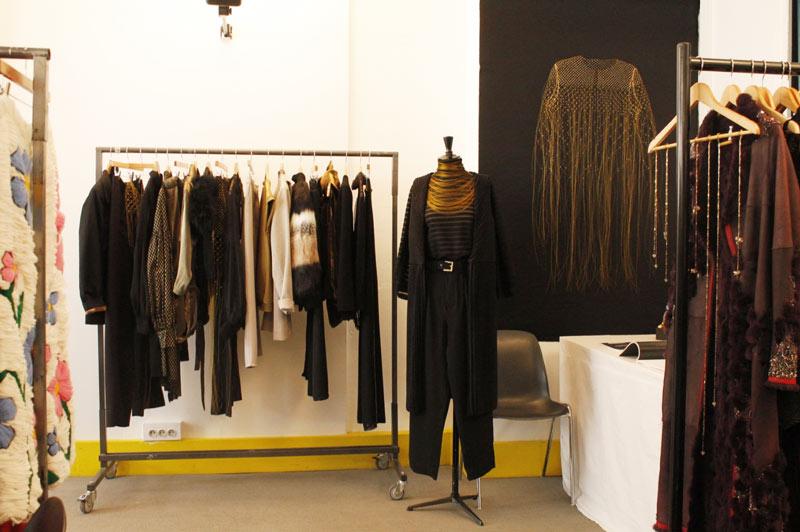 showroom createur mode