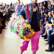 thème 1ère année designer de mode metamorfaune