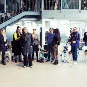 Jury professionnel défilé designer de mode