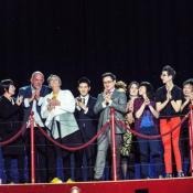 Jury professionnel et équipe pédagogique de l'Atelier chardon savard