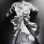 travail couture - réinvention de la chemise