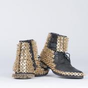 chaussure styliste de mode accessoires