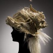 coiffe en cheveux synthétique