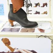 création de chaussure styliste accessoires