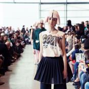 Thème Big Fat Letter - 3ème année designer de mode
