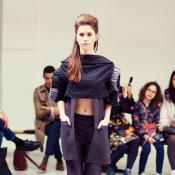 Défilé des étudiants de 1ère et 2ème année styliste de mode
