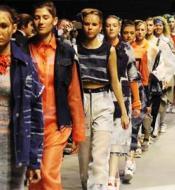 Défilé des étudiants Designer de mode