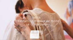 Défilé des créateurs de mode 2019