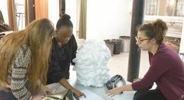 L'Atelier entre solidarité et couture pendant le confinement #COVID19
