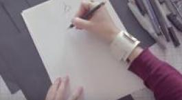 Eva Garcia - Responsable communication de Mode Promotion 2013