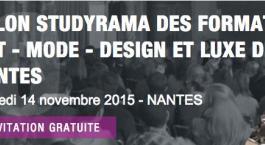 Salon des formations artistiques de Nantes