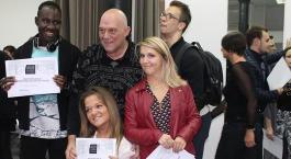 Remise de diplôme promotion 2015