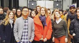 Spring Court et Atelier Chardon Savard : une belle collaboration autour de la chaussure