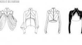 dossier style 3ème année designer de mode