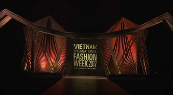 Défilé Vietnam International Fashion Week 2017